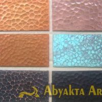BA Copper Abyakta Art
