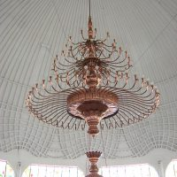 Lampu Gantung Abyakta Art